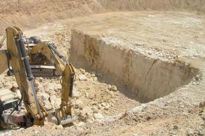 גלריית בניית מאגר פארן גלריית בניית מאגר פארן  א.צ. אבידן